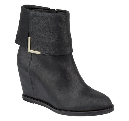 Brynn Cuff Bootie - Johnston & Murphy