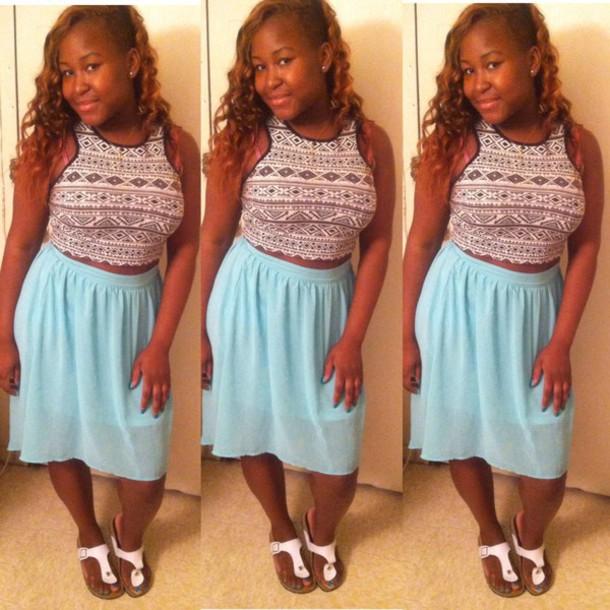skirt forever 21
