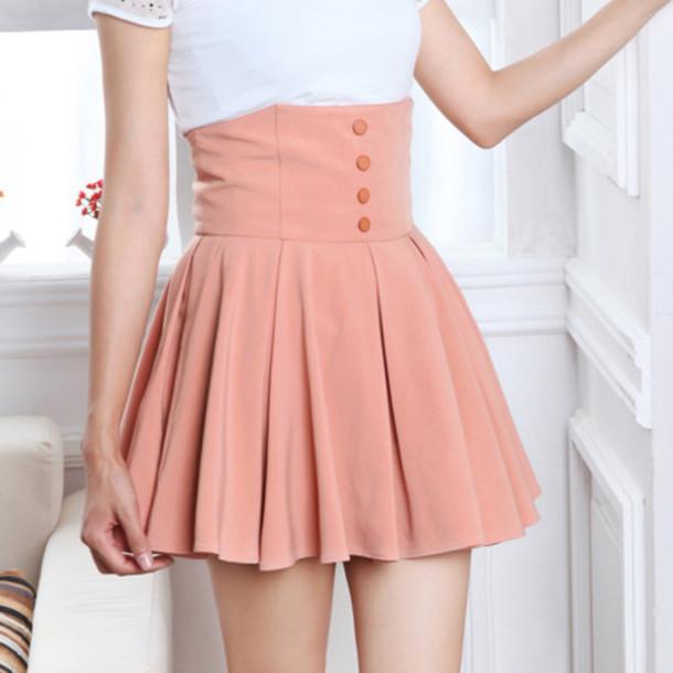 skirt clothes pink pink skirt