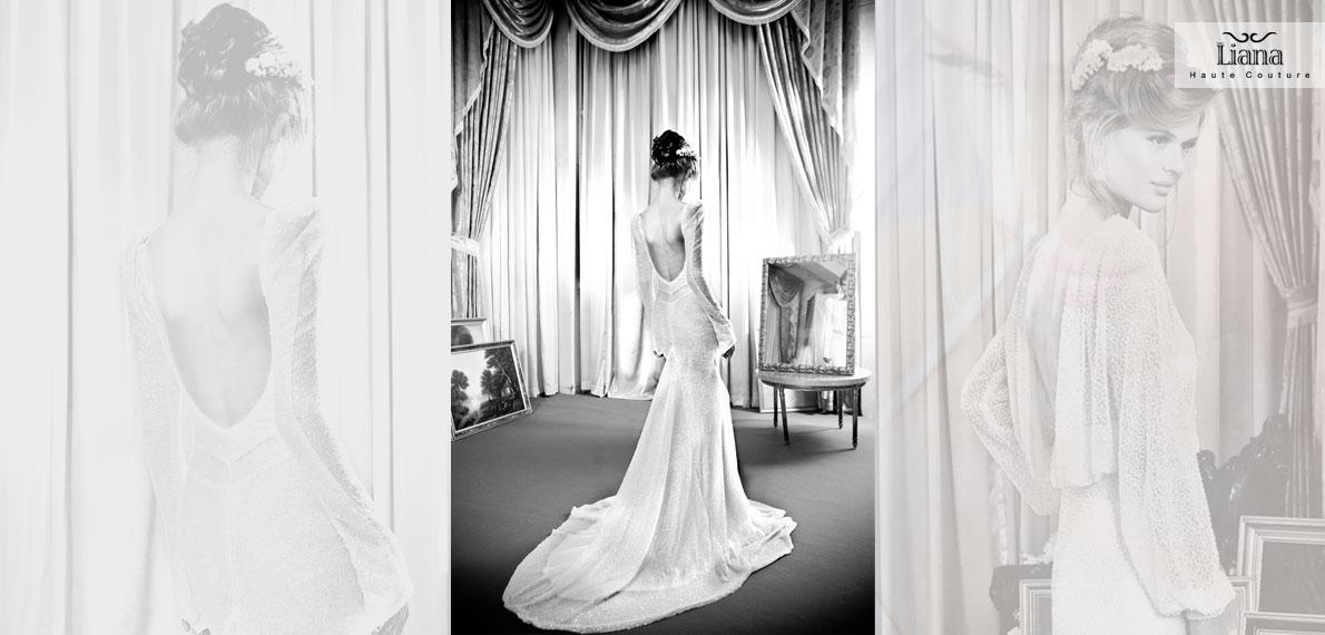 Classical and Romantic 2013   - liana haute couture
