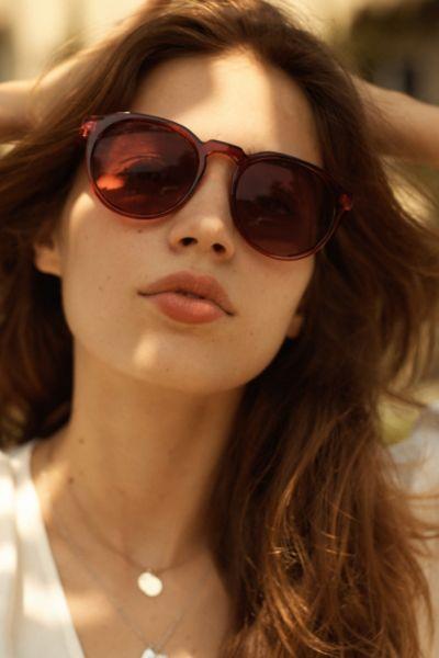 Every Day Round Sunglasses