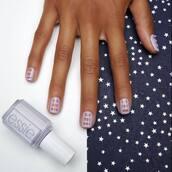 nail polish,nail accessories,nail art,nails,nail stickers,lilac,essie