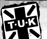 T.U.K. Kitty Black Combat Boot Sneaker