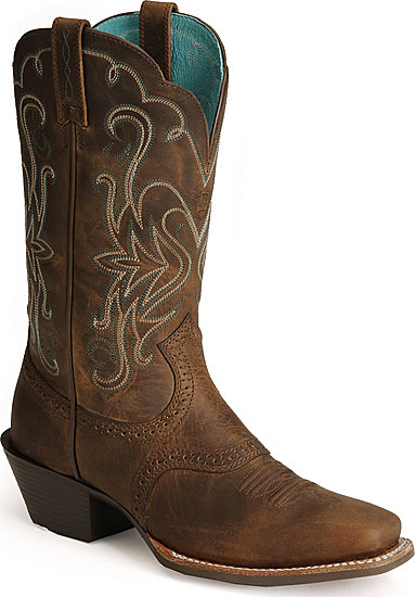 Ariat women's saddle vamp legend riding boot