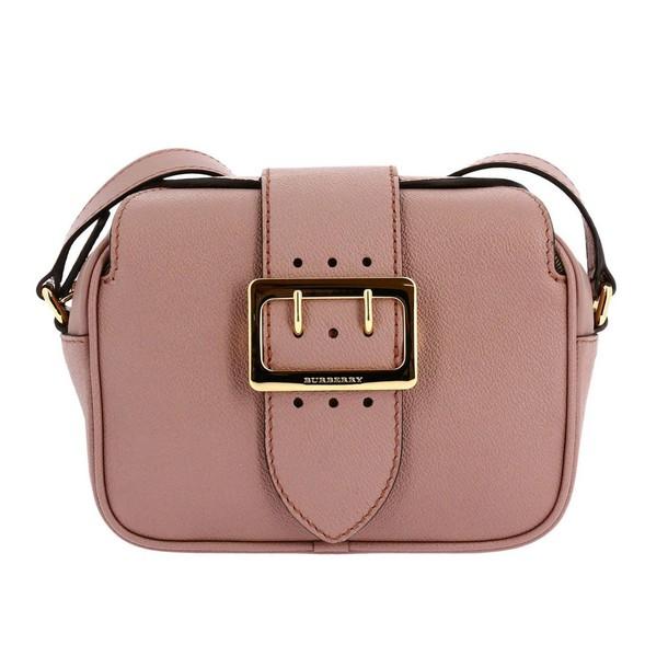 Burberry women pink bag