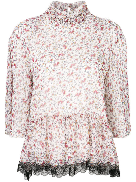 See by Chloe blouse women lace top