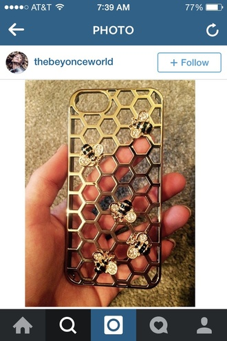 gold iphone 5 case iphone 4 case phone cover