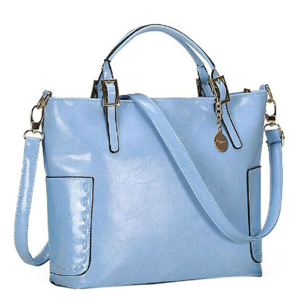 bag fahsion handbag blue