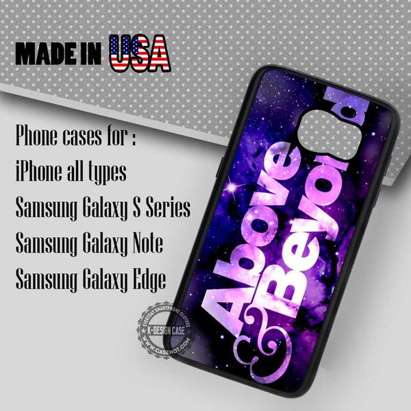 Samsung S7 Case - Logo Nebula Purple - iPhone Case #SamsungS7Case #music #yn