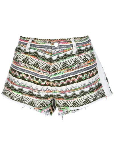 Iro Aztec Shorts - Eraldo - Farfetch.com