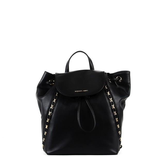 MICHAEL Michael Kors backpack leather black bag