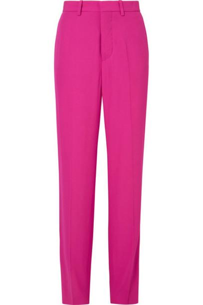 MARNI pants wide-leg pants pink