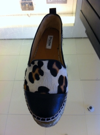 shoes dune espedrillias leopard espadrilles lepoard print