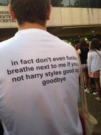 harry styles one direction one direction tees mens t-shirt t-shirt