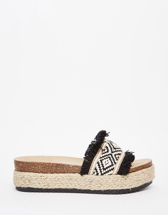 shoes asos flat sandals espadrilles