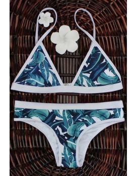 Printed Sexy Bikini
