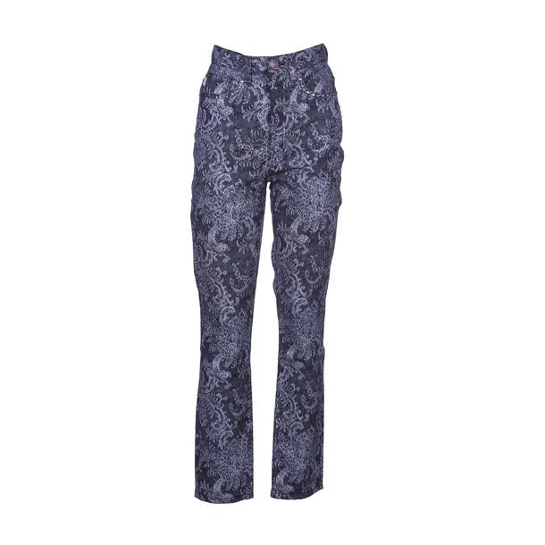 Marc Jacobs jeans floral jeans floral black