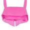 Pink cropped stretched cady tank by cushnie et ochs   moda operandi