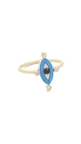 ring blue jewels