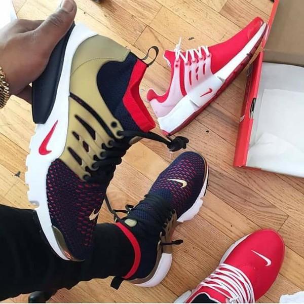 ... Men's Nike Air Presto Flyknit Ultra Running Shoes | Finish Line . ...