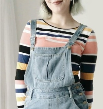 sweater grunge 90s style 80s style stripes alternative chill cute striped sweater tumblr tumblr outfit