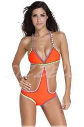 swimwear,monokini,one piece swimsuit,one piece,neoprene,crochet bikini,boho
