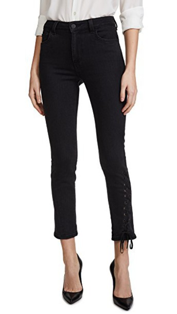 Siwy jeans straight jeans lace girl