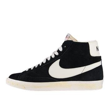 ladies black nike blazers