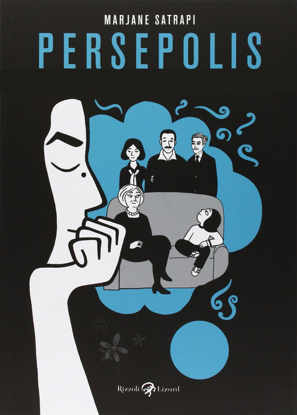 review paper on persepolis