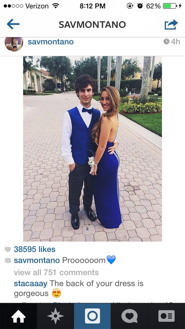 dress, blue, prom, prom2k14, do, this, beautiful, girl, gorgeous ...