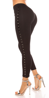 leggings,divas-club,rivets