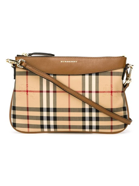 Burberry women bag crossbody bag leather brown