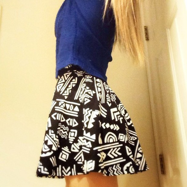 skirt saved by the bell