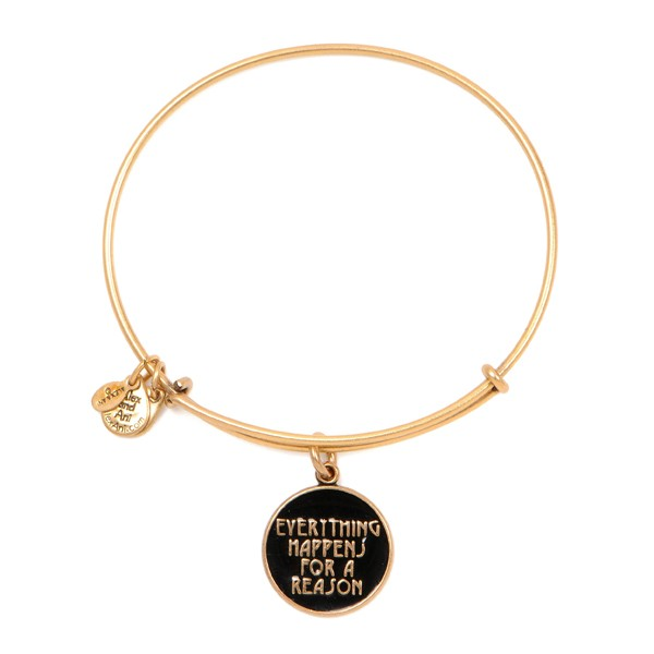 Everything Happens for a Reason Charm Bracelet | Alex and Ani