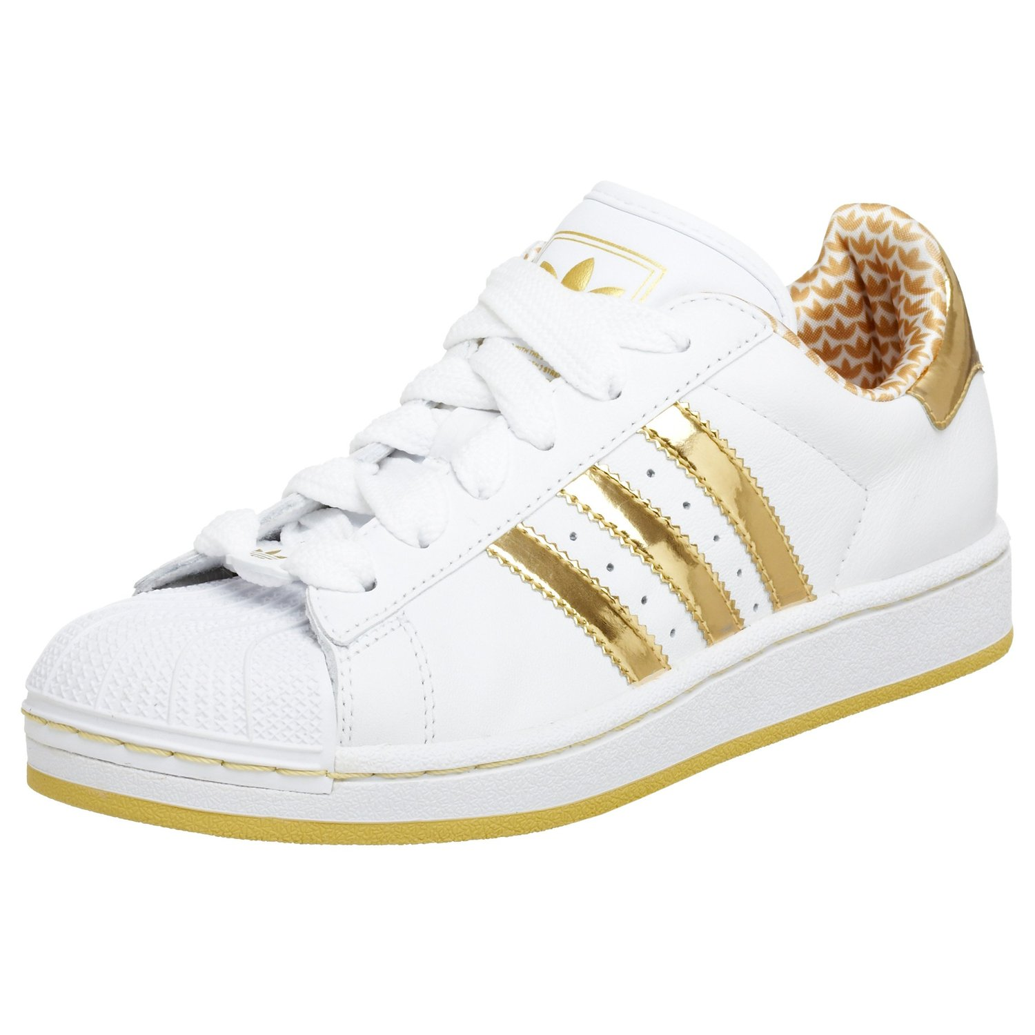 adidas trainers gold