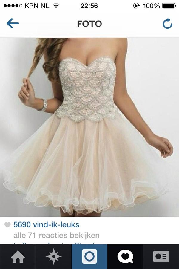 dress prom dress pink sparkle glitter cute prom champaign
