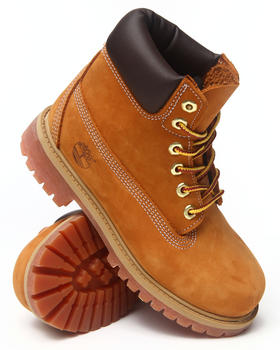 Buy 6-Inch Waterproof Boots Boys Footwear from Timberland. Find Timberland fashions & more at DrJays.com