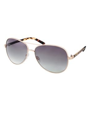Mango | Mango Aviators Sunglasses at ASOS