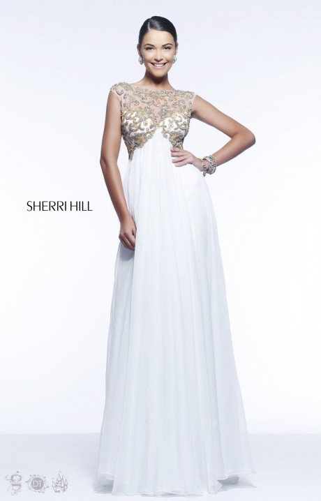 Sherri Hill 11108 Dress - 2014