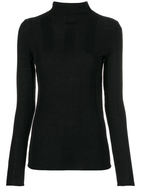 Joseph sweater turtleneck turtleneck sweater women black