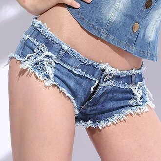 shorts sexy low-waisted denim jeans with holes holes jeans sexy spliced women shoulder bags short shorts hot pants