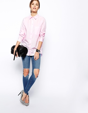 ASOS | ASOS Boyfriend Shirt at ASOS