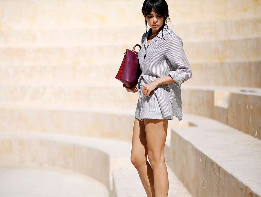 Pajama dressing | STYLEHEROINE