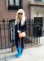 a spoonful of style,shoes,jeans,shirt,coat,bag,jewels,sunglasses