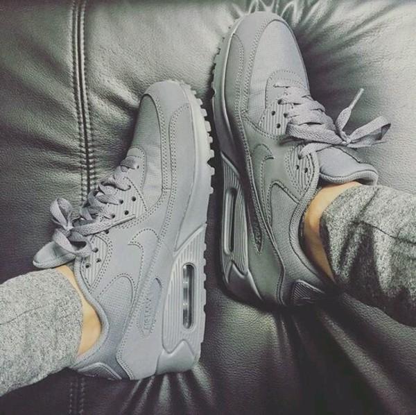 45% off Nike Shoes Nike Air Max 90 Essential Mono Grey