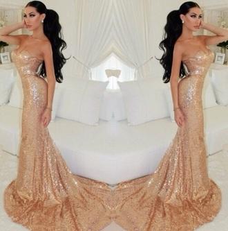 dress gold prom portia and scarlett prom gown champange gold prom dress