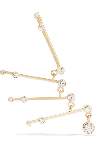 cuff ear cuff gold jewels