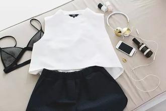 top classic white