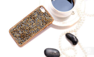 phone cover phone case rhinestone rhinestones
