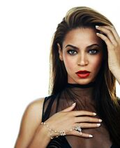 jewels,beyonce,amazing,beautiful,black,gorgeous,sexy,make-up,red lipstick,mesh top,black girls killin it